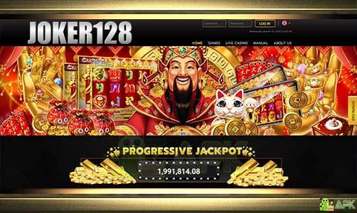 Joker128 Slot Online Terpercaya 2020