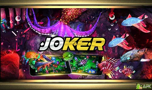Daftar Joker Tembak Ikan Online Terbaru