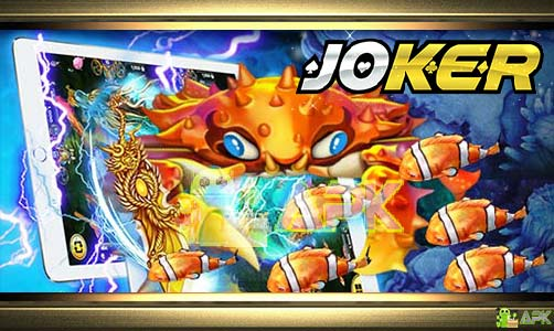 Game Ikan Joker123 | Tembak Ikan | Daftar