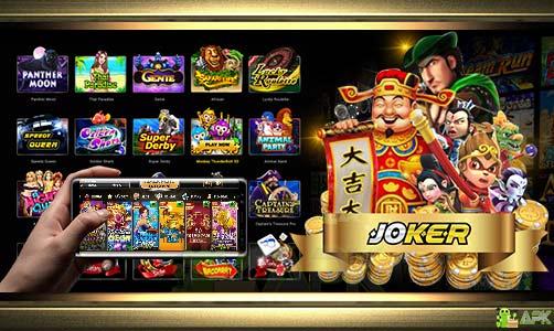 img Agen Joker123 » Daftar Slot Dan Game Ikan Joker