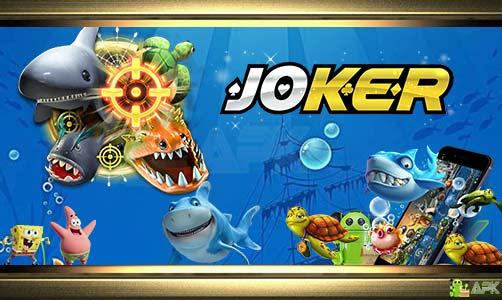 Cara Main Joker123 Game Ikan Menang Banyak